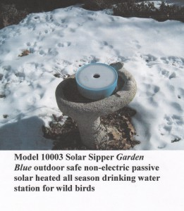 10003 solar sipper ;may 2014